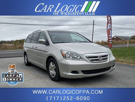 2006 Honda Odyssey for sale in Wrightsville, PA