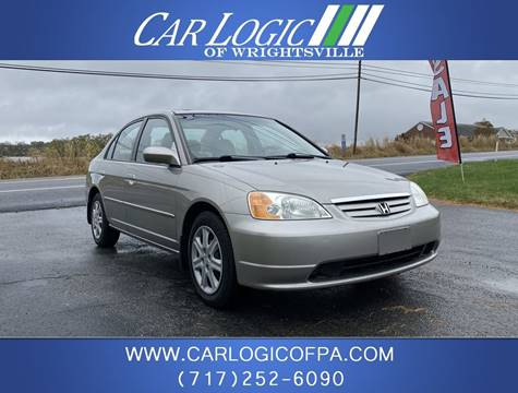 2003 Honda Civic for sale in Wrightsville, PA
