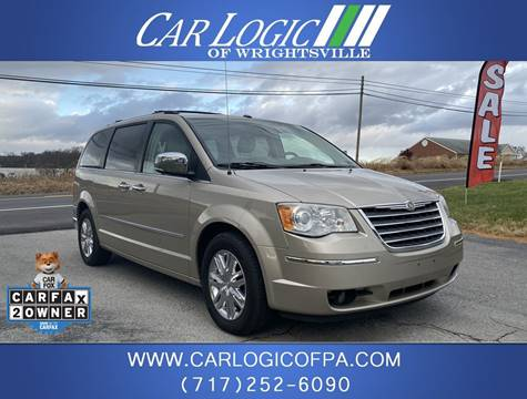2009 Chrysler Town and Country for sale in Wrightsville, PA