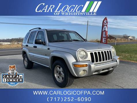 2003 Jeep Liberty for sale in Wrightsville, PA