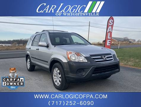 2005 Honda CR-V for sale in Wrightsville, PA