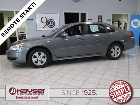 2009 Chevrolet Impala for sale in Watertown, WI