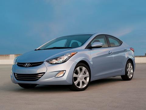 2013 Hyundai Elantra for sale in Watertown, WI