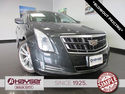 2016 Cadillac XTS for sale in Sauk City, WI