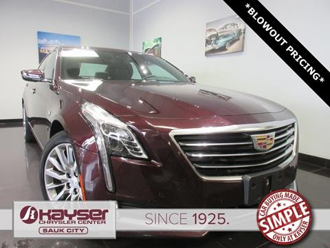 2017 Cadillac CT6 for sale in Sauk City, WI