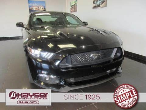 2015 Ford Mustang for sale in Sauk City, WI