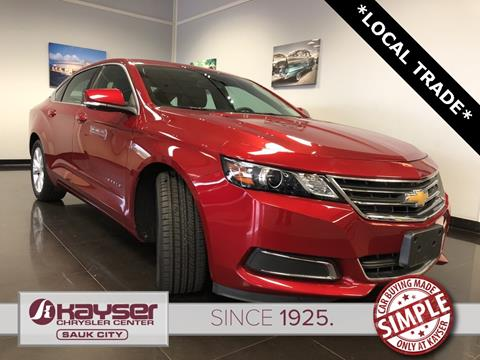 2015 Chevrolet Impala for sale in Sauk City, WI