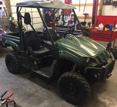 2011 Yamaha RHINO 700 for sale in Princeton, IN