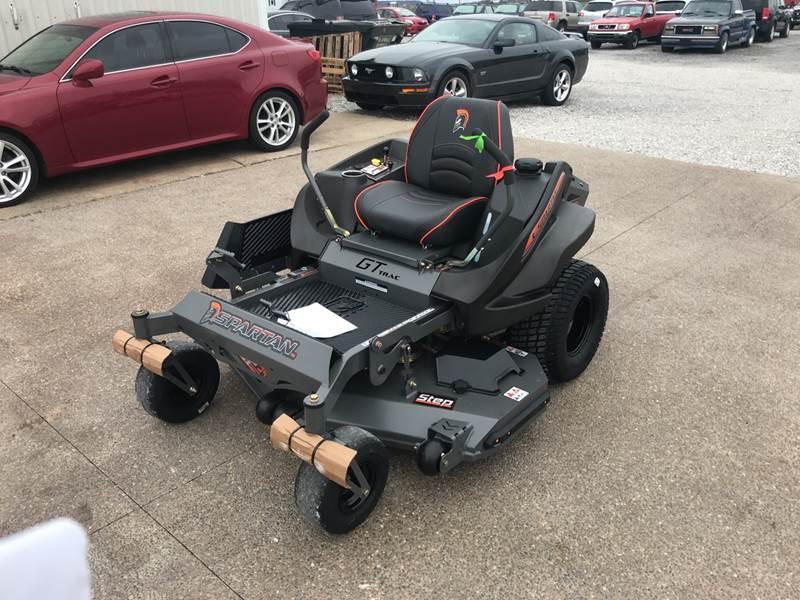 Spartan RZ for sale at Family Car Farm - Spartman Mowers/Farm Equipment in Princeton IN