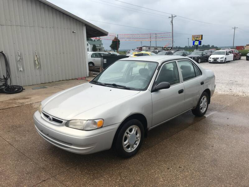 2000 Toyota Corolla for sale at Family Car Farm in Princeton IN