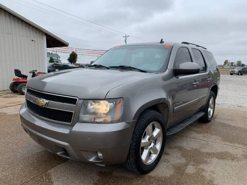 2007 Chevrolet Tahoe for sale at Family Car Farm in Princeton IN