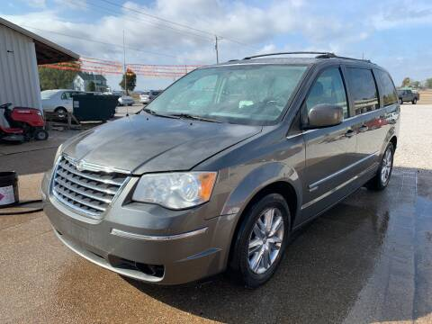 2010 Chrysler Town and Country for sale at Family Car Farm in Princeton IN