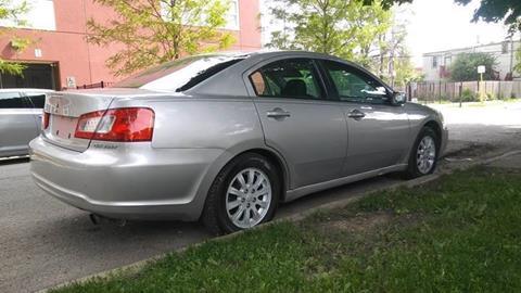 2012 Mitsubishi Galant for sale in Chicago, IL