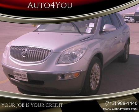 2011 Buick Enclave for sale in Houston, TX