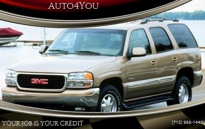2001 GMC Yukon for sale in Houston, TX