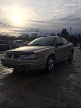 2004 Pontiac Grand Am for sale in Prescott, MI