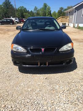 2000 Pontiac Grand Am for sale in Prescott, MI