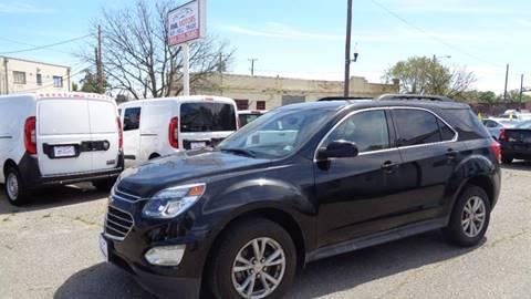 2017 Chevrolet Equinox for sale at RVA MOTORS in Richmond VA
