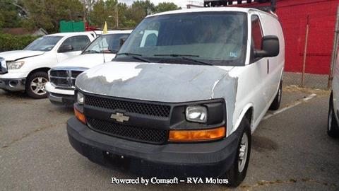 2008 Chevrolet Express Cargo for sale in Richmond, VA