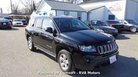 2014 Jeep Compass for sale at RVA MOTORS in Richmond VA