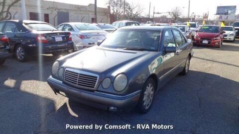 1997 Mercedes-Benz E-Class for sale at RVA MOTORS in Richmond VA