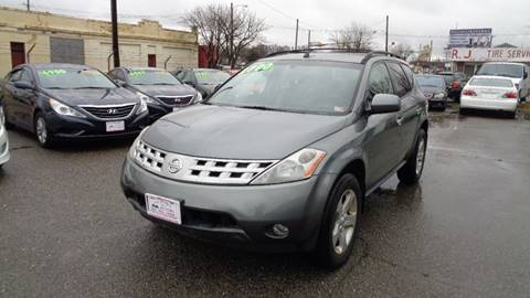 2005 Nissan Murano for sale at RVA MOTORS in Richmond VA