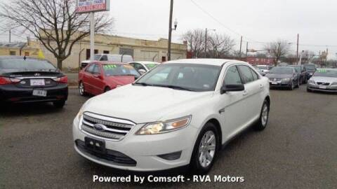 2010 Ford Taurus for sale at RVA MOTORS in Richmond VA
