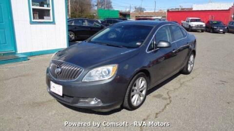 2012 Buick Verano for sale at RVA MOTORS in Richmond VA