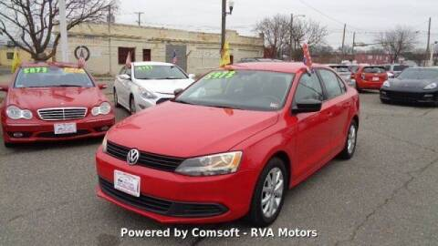 2015 Volkswagen Jetta for sale at RVA MOTORS in Richmond VA