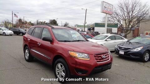 2010 Hyundai Santa Fe for sale at RVA MOTORS in Richmond VA