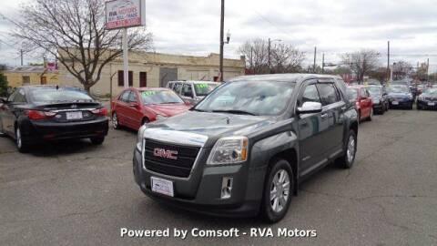 2013 GMC Terrain for sale at RVA MOTORS in Richmond VA