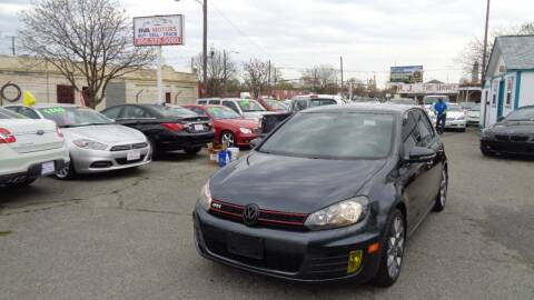 2013 Volkswagen GTI for sale at RVA MOTORS in Richmond VA