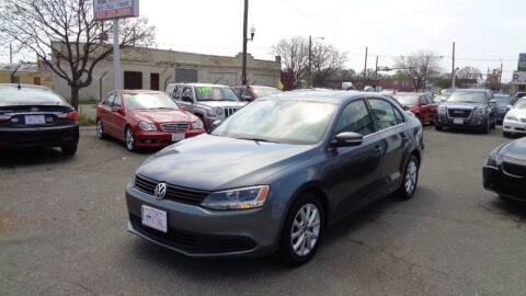 2012 Volkswagen Jetta for sale at RVA MOTORS in Richmond VA
