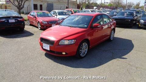 2010 Volvo S40 for sale at RVA MOTORS in Richmond VA