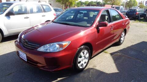2003 Toyota Camry for sale at RVA MOTORS in Richmond VA