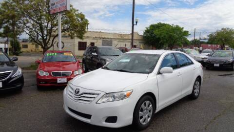 2010 Toyota Camry for sale at RVA MOTORS in Richmond VA