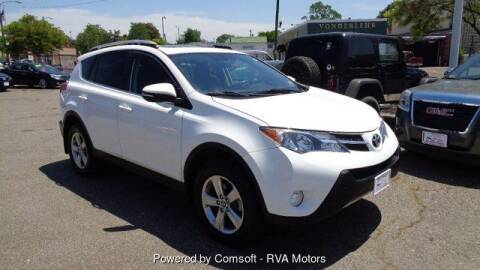 2015 Toyota RAV4 for sale at RVA MOTORS in Richmond VA