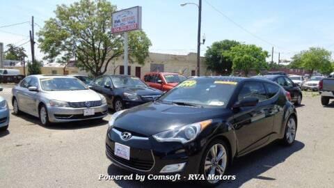 2017 Hyundai Veloster for sale at RVA MOTORS in Richmond VA