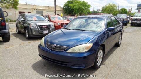 2005 Toyota Camry for sale at RVA MOTORS in Richmond VA