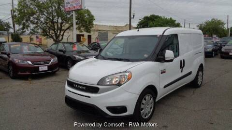 2019 RAM ProMaster City Wagon for sale at RVA MOTORS in Richmond VA