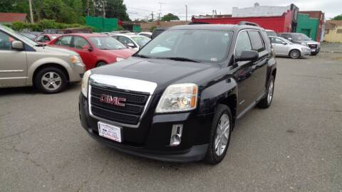 2010 GMC Terrain SLE-2 for sale at RVA MOTORS in Richmond VA