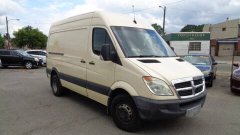 2007 Dodge Sprinter Cargo 3500 for sale at RVA MOTORS in Richmond VA