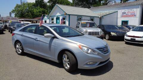 2011 Hyundai Sonata Limited for sale at RVA MOTORS in Richmond VA