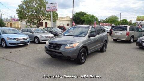 2009 Hyundai Santa Fe for sale at RVA MOTORS in Richmond VA