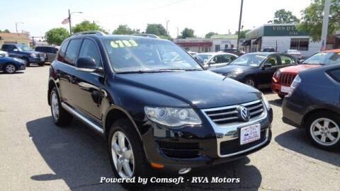 2008 Volkswagen Touareg 2 for sale at RVA MOTORS in Richmond VA