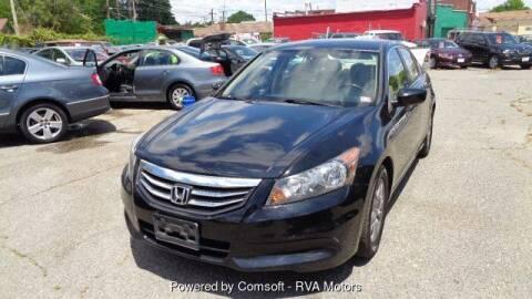 2012 Honda Accord for sale at RVA MOTORS in Richmond VA