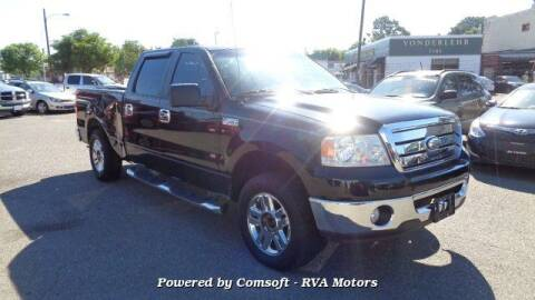 2007 Ford F-150 for sale at RVA MOTORS in Richmond VA