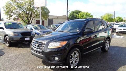 2011 Hyundai Santa Fe for sale at RVA MOTORS in Richmond VA