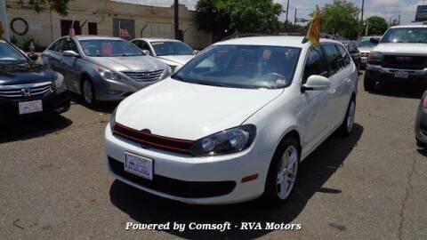 2014 Volkswagen Jetta for sale at RVA MOTORS in Richmond VA