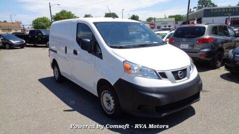 2016 Nissan NV200 for sale at RVA MOTORS in Richmond VA